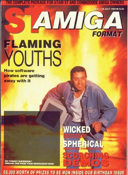 ST Amiga Format July 1989
