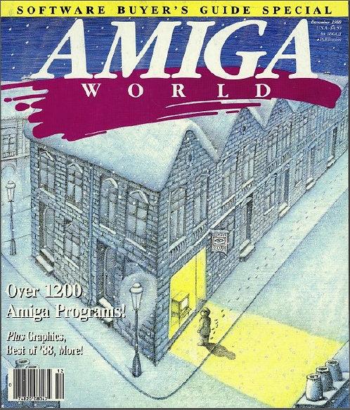 Amiga World Dec 1988