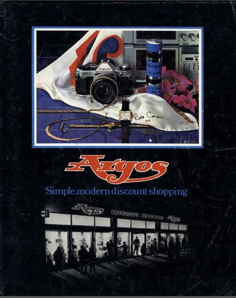 1982-1983 Argos Autumn/Winter