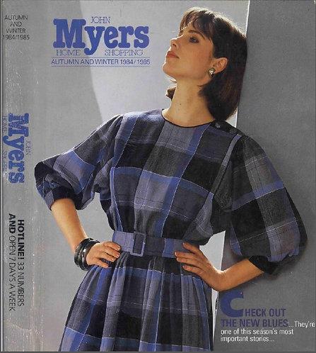 1984-1985 John Myers Autumn/Winter