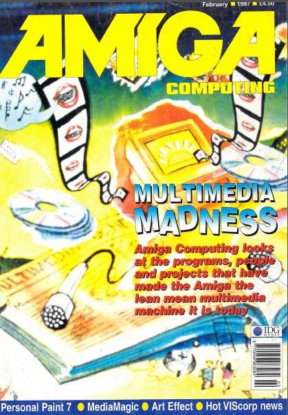 Amiga Computing Feb 1997