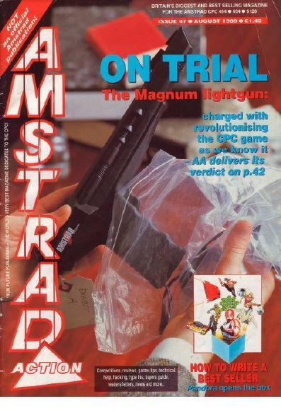 Amstrad Action Aug 1989