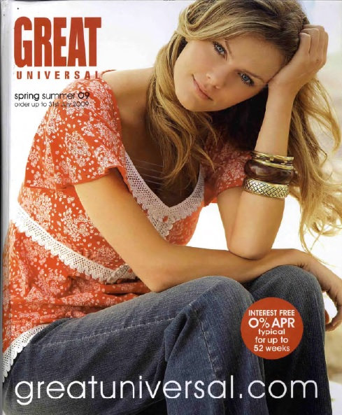 2009 Great Universal Spring/Summer