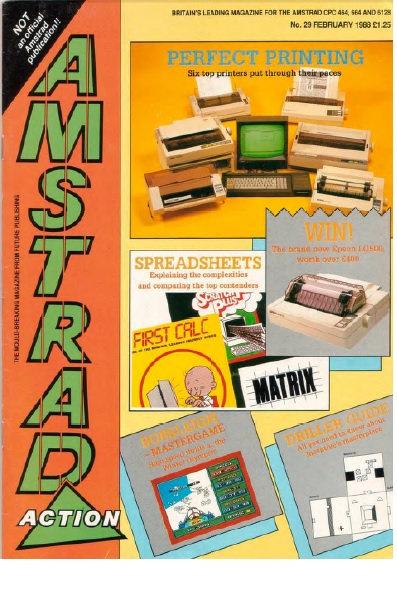 Amstrad Action Feb 1988