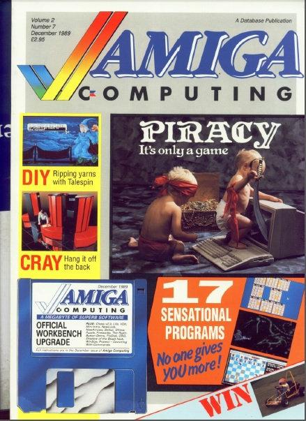Amiga Computing Dec 1989