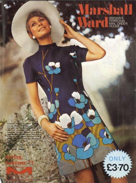 1973 Marshall Ward Spring/Summer