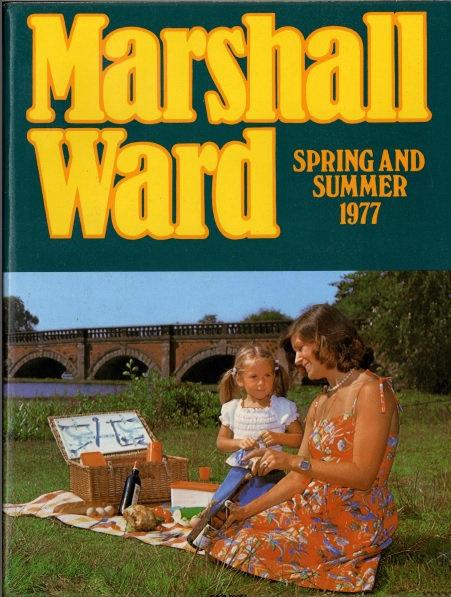 1977 Marshall Ward Spring/Summer