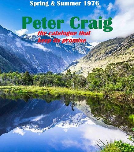 1976 Peter Craig Spring/Summer