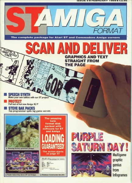 ST Amiga Format Feb 1989