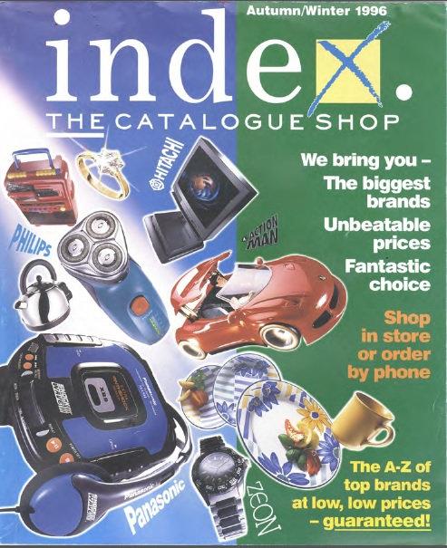 1996-1997 Index Autumn/Winter