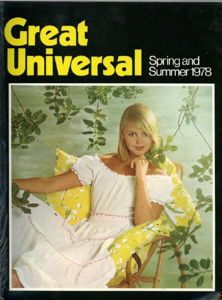 1978 Great Universal Spring/Summer