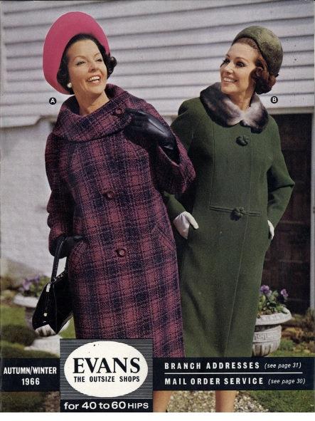 1966 Evans Autumn/Winter