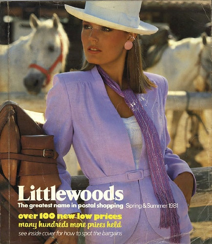 1981 Littlewoods Spring/Summer