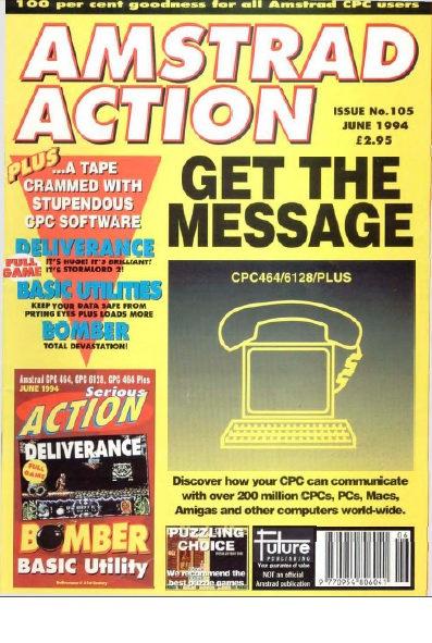 Amstrad Action June 1994
