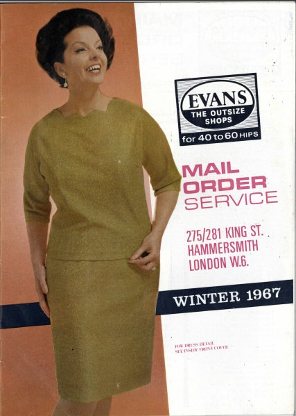 1967 Evans Autumn/Winter