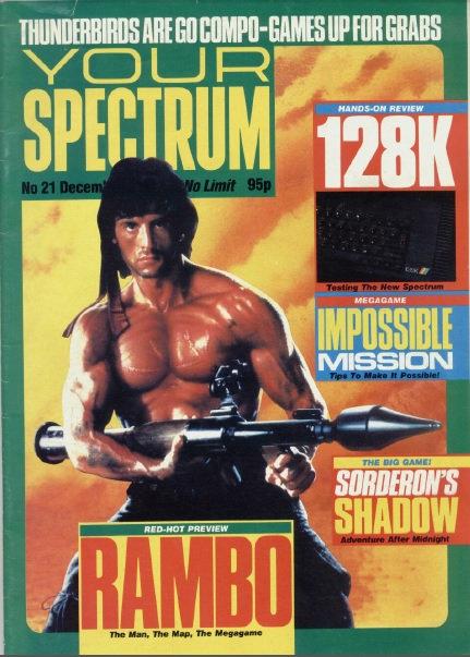 Your Spectrum Dec 1985