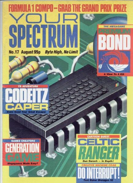 Your Spectrum Aug 1985