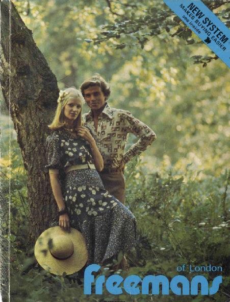 1975 Freemans Spring/Summer