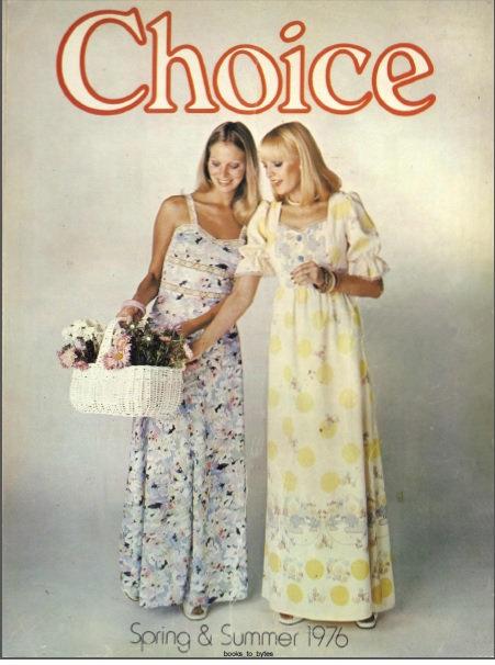 1976 Choice Spring/Summer