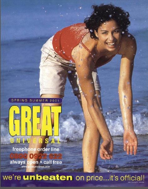 2001 Great Universal Spring/Summer