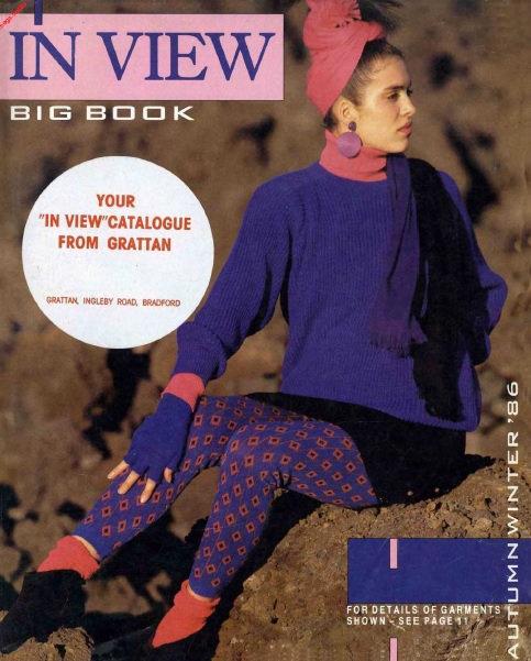 1986-1987 In View Grattan Autumn/Winter