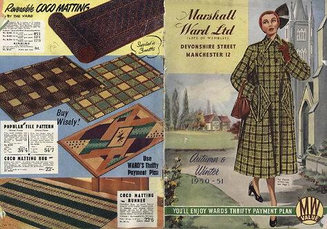1950-1951 Marshall Ward Autumn/Winter