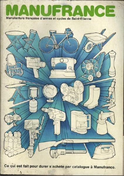 1976 Manufrance