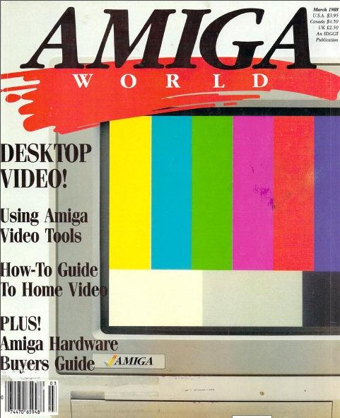 Amiga World Mar 1988