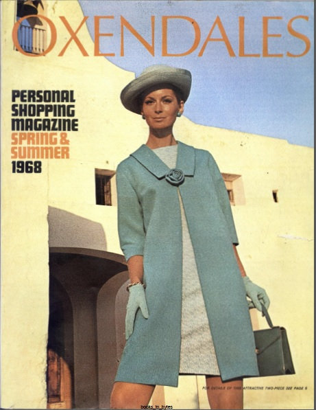 1968 Oxendales Spring/Summer