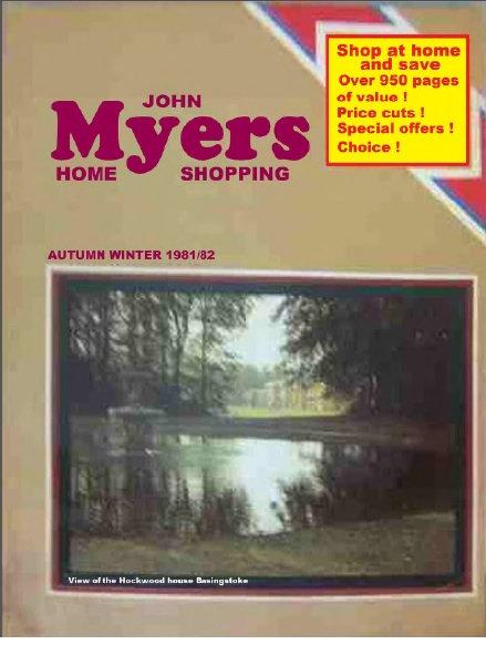 1981-1982 John Myers Autumn/Winter