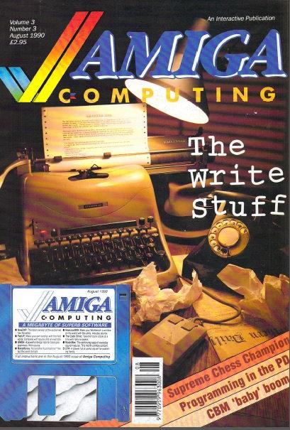 Amiga Computing Aug 1990