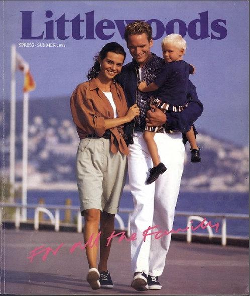 1993 Littlewoods Spring/Summer