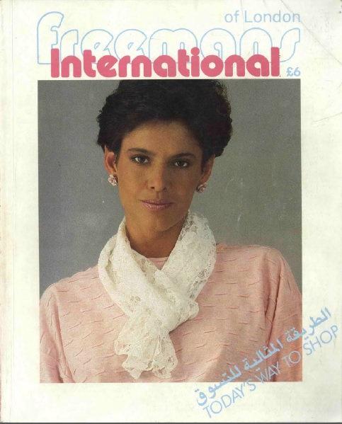 1986 Freemans International January-July