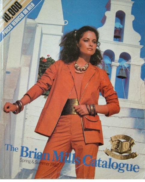 1982 Brian Mills Spring/Summer