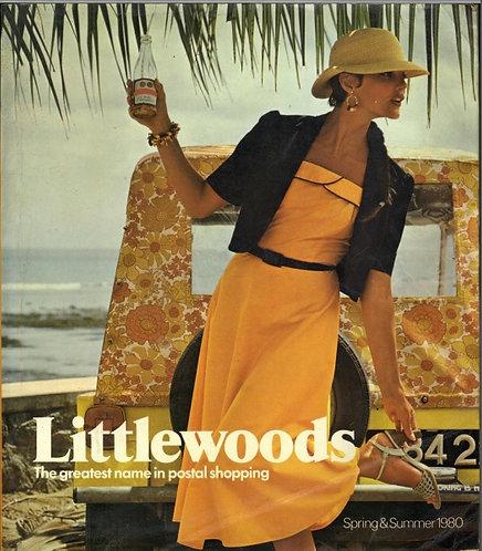 1980 Littlewoods Spring/Summer