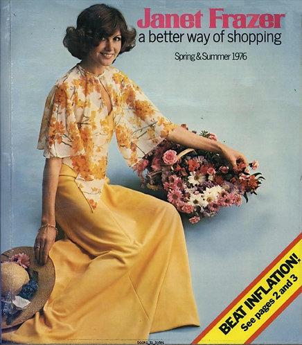 1976 Janet Frazer Spring/Summer