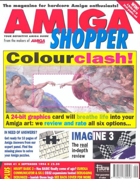September 1994 Amiga Shopper