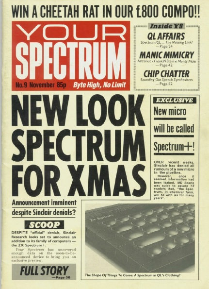 Your Spectrum Nov 1984