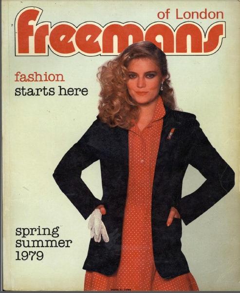 1979 Freemans Spring/Summer