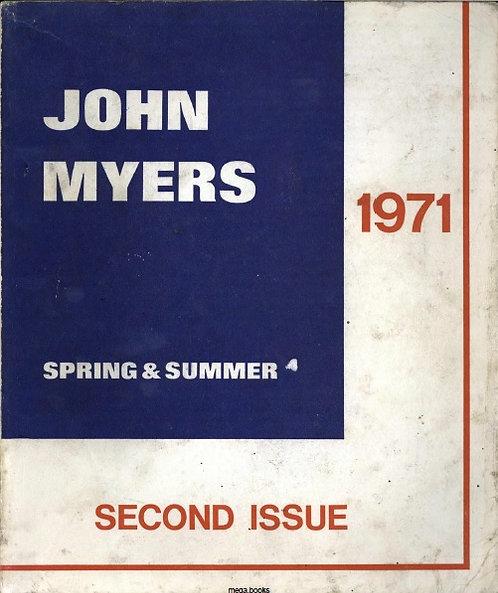 1971 John Myers Spring/Summer