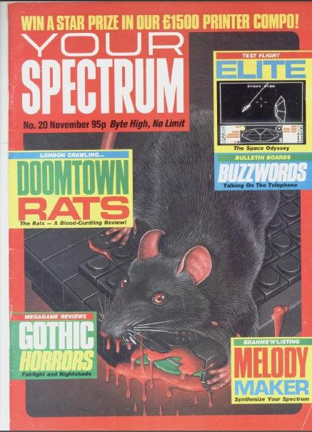 Your Spectrum Nov 1985