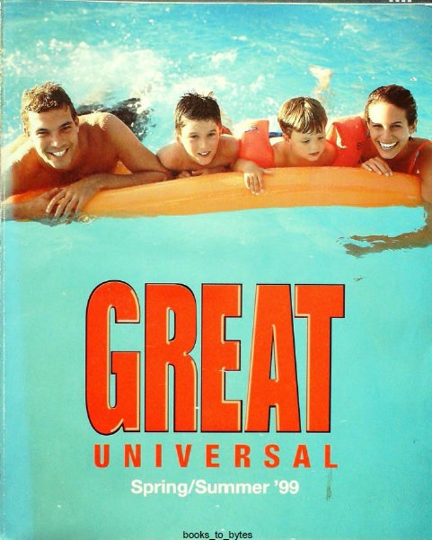 1999 Great Universal Spring/Summer