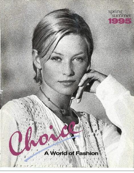 1995 Choice Spring/Summer