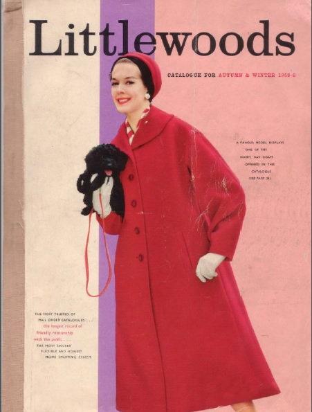 1958-1959 Littlewoods Autumn/Winter