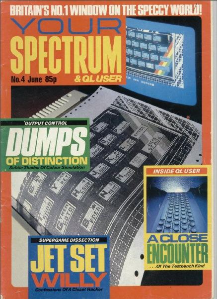 Your Spectrum June 1984