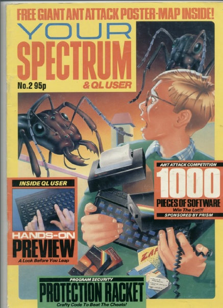 Your Spectrum March 1984