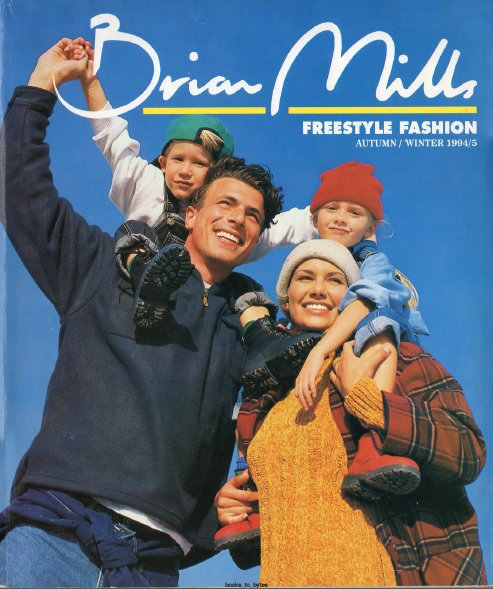 1994-1995 Brian Mills Autumn/Winter