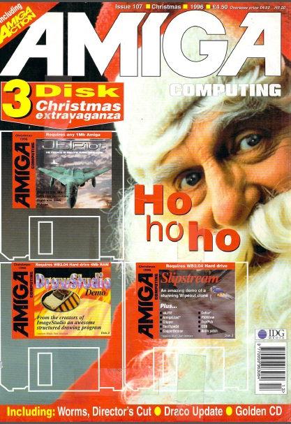 Amiga Computing Christmas 1996