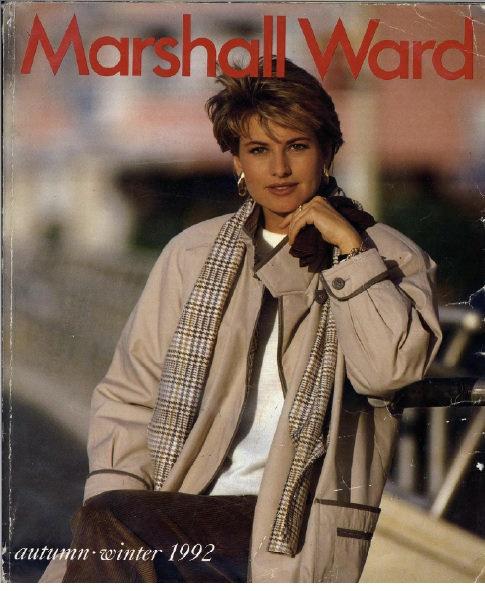 1992-1993 Marshall Ward Autumn/Winter