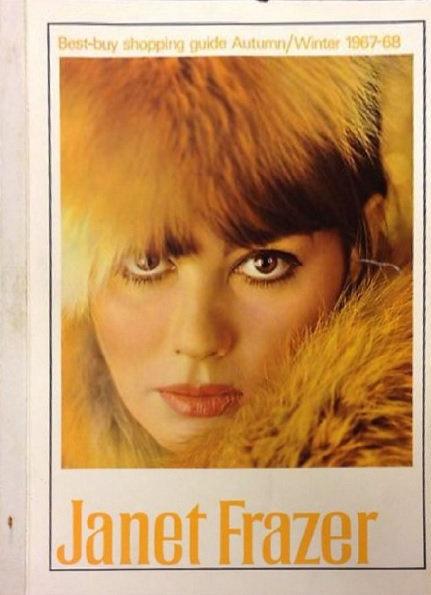 1967-1968 Janet Frazer Autumn/Winter